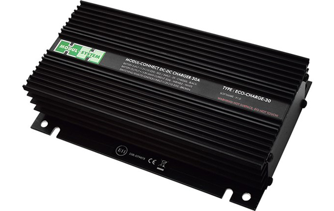 New product ensures quick and efficient charge of your auxiliary battery bank