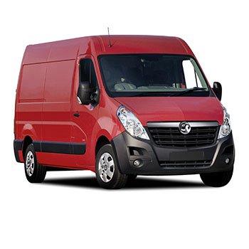Opel Movano Van Racking Shelving Modul System