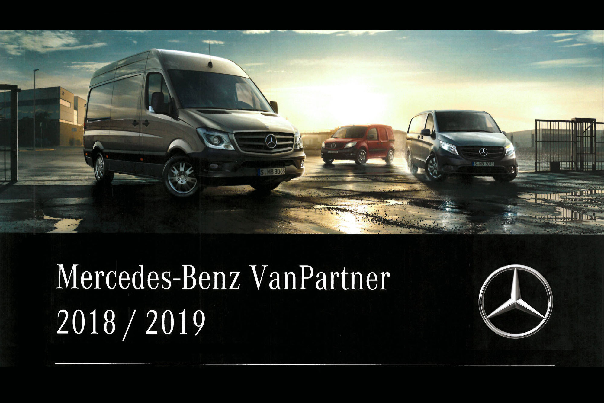 Modul-System awarded a renewed international Van Partner Certificate from Mercedes Benz