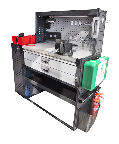 Innovative ultra lightweight workbench launched