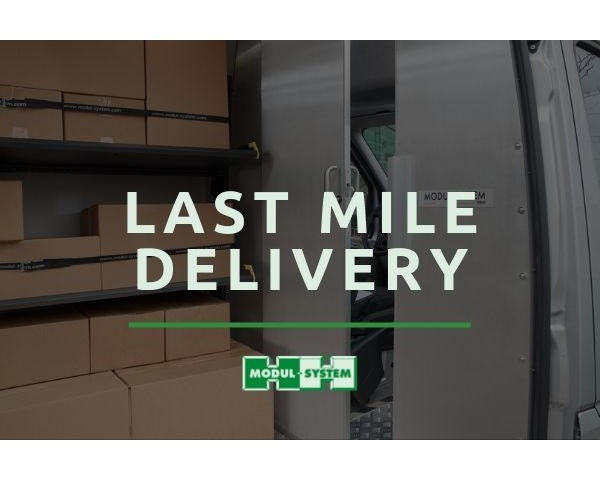 Last Mile Deliveries
