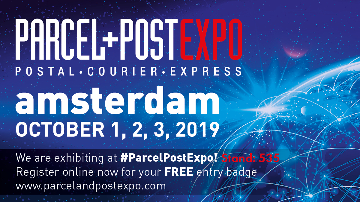 Visit Modul-System at the Parcel+Post Expo 2019